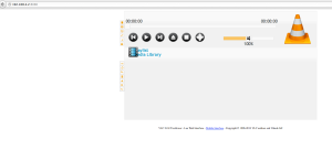 VLC HTTP interface
