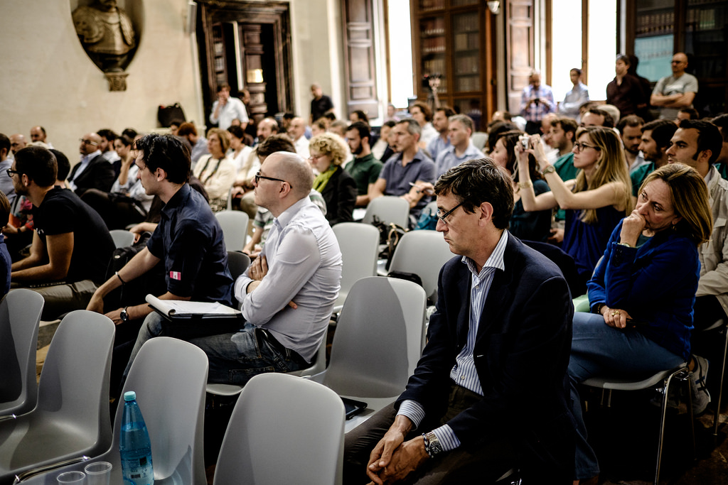 How to Design Growth: Growth Hacking 101 at Seedcamp inRome