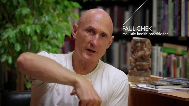 Paul Chek in Waiting for Lighting